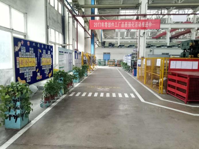 工廠(chang)現場